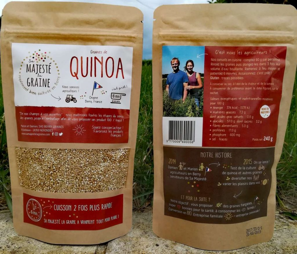 Quinoa 240 G