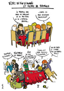 Repas Famille Fetes B