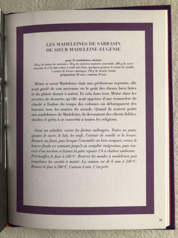 «Des desserts pas très catholiques», la dernière petite pépite des éditions de l'Epure