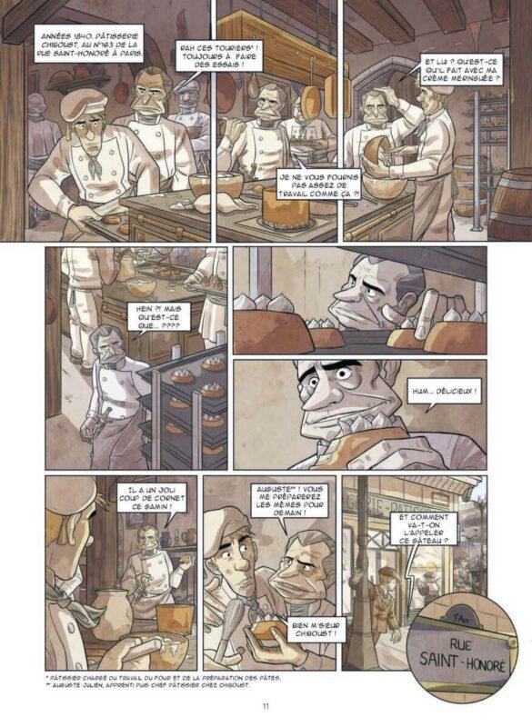 Pages De Cuisine Bd Album Light Page 10