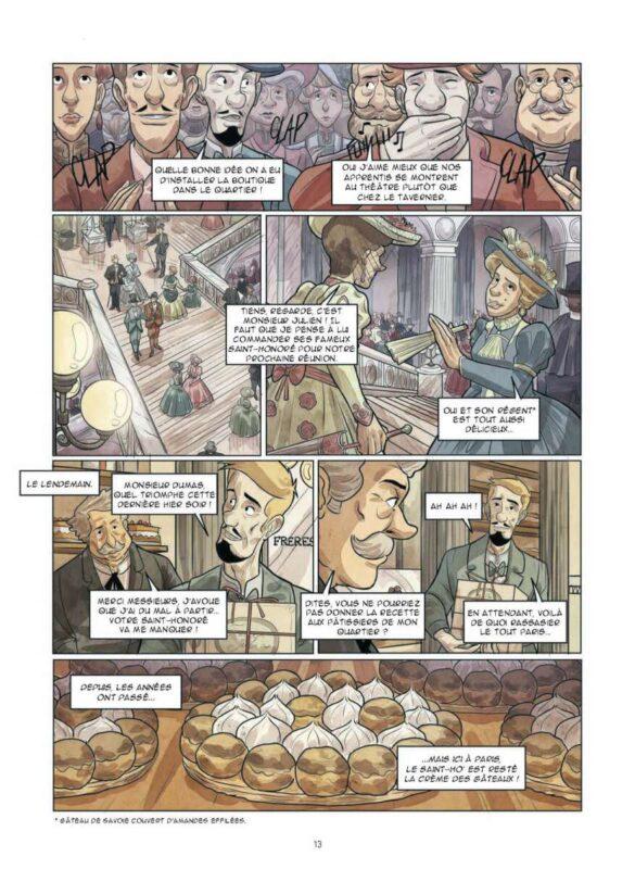 Pages De Cuisine Bd Album Light Page 12